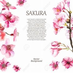 Fleur De Cerisier Signification : sakura fleur de cerisier du japon et des fleurs ~ Melissatoandfro.com Idées de Décoration