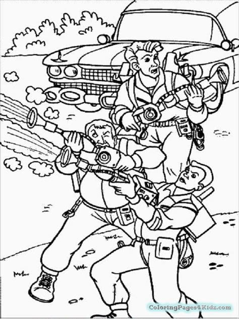 coloring pages  lego ghostbusters  printable