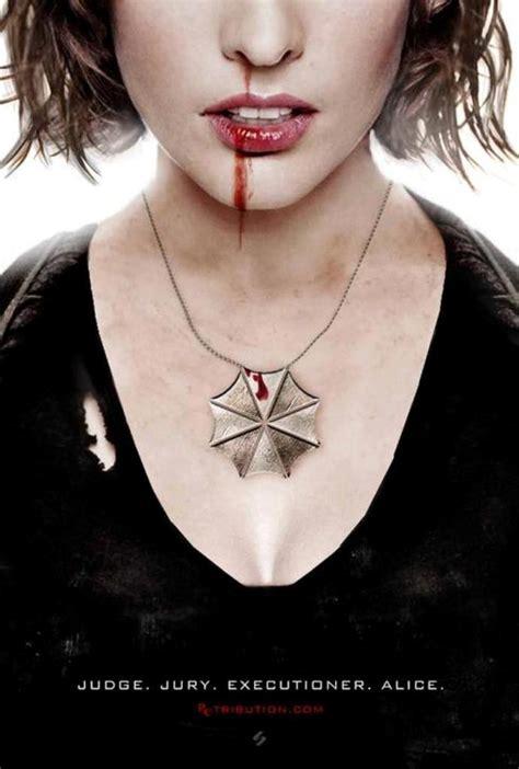 resident evil retribution  milla jovovich