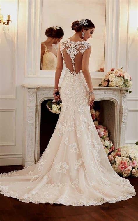 gorgeous backless wedding dresses designs   fun