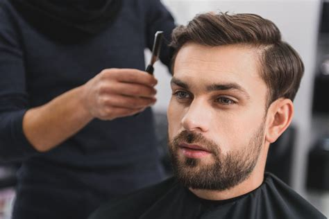 What Are The Best Hairstyles For Different Men's Face Shapes? Haircutter Mean The Ivy League Haircut Denver International Airport Nearby Curly Haircuts 2015 Jimmy Fallon Cool Short 2017 Coupons