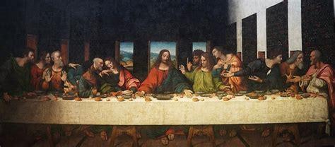 Leonardo Da Vinci Made A Secret Copy Of 'the Last Supper