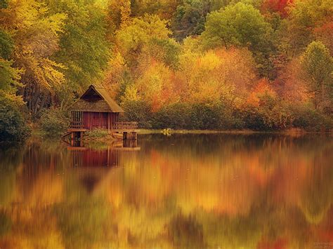 Autumn Breathtaking Landscapes