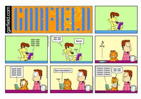 Daily Comic Strip On August 21st, 2011