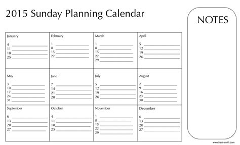 Sunday School Calendar Template by Labor Day Present For You Downloadable Planning Calendars
