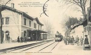 Gare De Bollène : cpa france 84 boll ne la croisi re la gare gare ~ Medecine-chirurgie-esthetiques.com Avis de Voitures