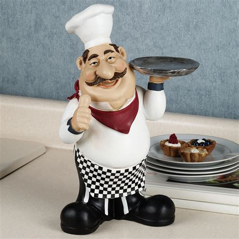 and touch with chef kitchen decor instachimp com