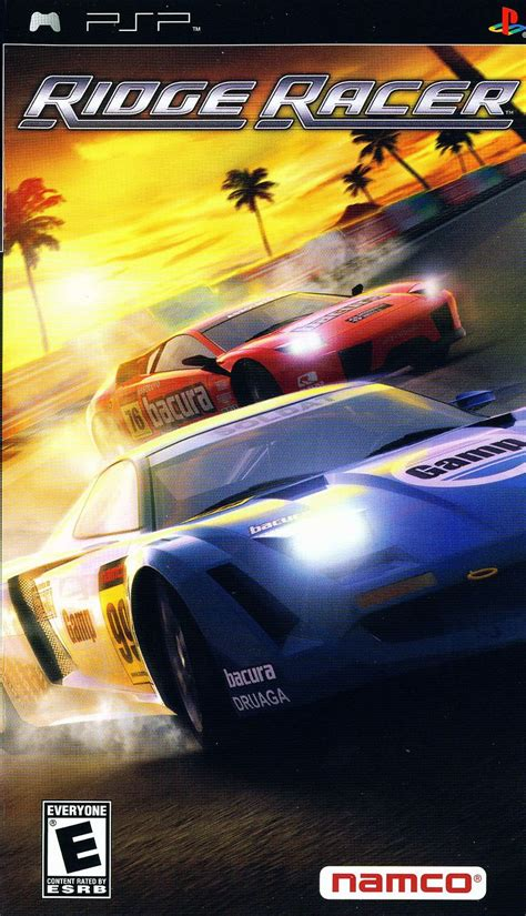 Ridge Racer Psp Review Any Game