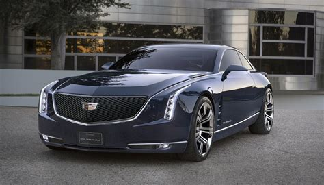 The Cadillac Elmiraj concept car is the modern-day 500hp ...