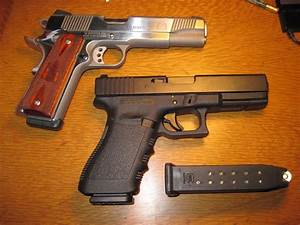 Image - 1911 and Glock.jpg | Criminal Minds Wiki | FANDOM ...