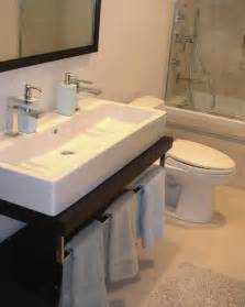 gorgeous duravit sink in bathroom modern with narrow sink next to hanging towels alongside