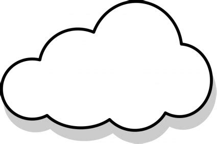 cloud clipart black and white cloud black and white cloud clip wikiclipart