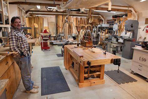 woodworking workshop mark davis