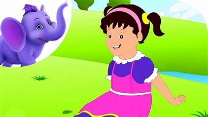 Polly Flinders Nursery Rhyme