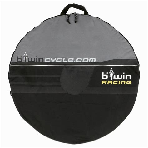 housse de roue velo housse protection une roue decathlon