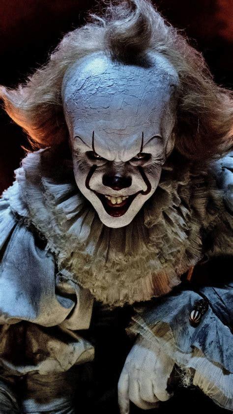 wallpaper bill skarsgard pennywise clown   movies