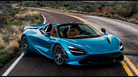 Mclaren 720s Spider Hd Picture by 2020 Mclaren 720s Spider One Take
