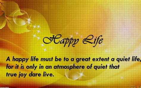 happy life quotes view world