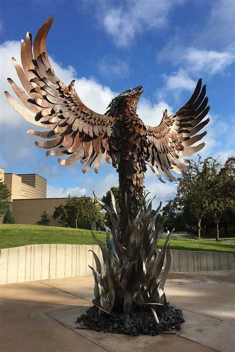 Iconic art will depict 'Phoenix rising' at UW-Green Bay - Inside UW-Green Bay News