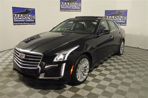 cadillac cts  luxury  sedan  jacksonville
