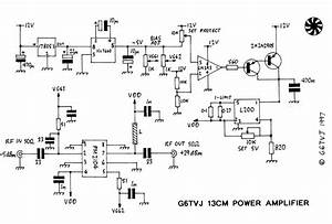 13cms Power Amplifier