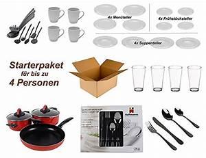Ikea Geschirr Starterset : wohneinrichtung starterpaket k che besteck geschirr ~ Michelbontemps.com Haus und Dekorationen