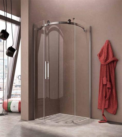 box doccia a parete bagno sanitari box doccia idfdesign