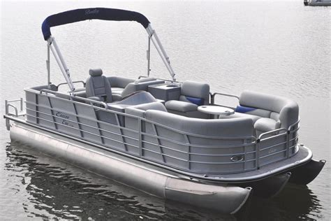 Pontoon Boats Bentley by 2016 Bentley Pontoons 220 223 Elite Rear Lounger Power