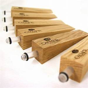 Oak, Wedge, Door, Stop, By, Mijmoj, Design