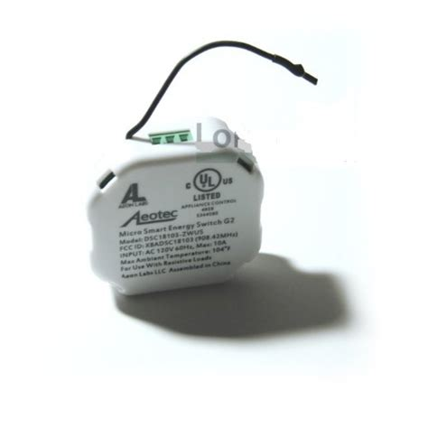 aeotec z wave micro dimmer 2nd edition