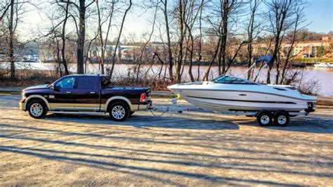 Boat Trailer Capacity Guide by Tow Package Or Not Trailering Guide Boatus Magazine