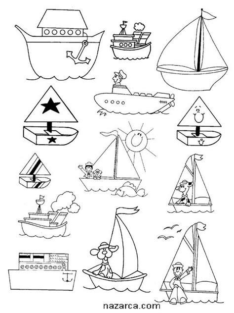 Tekne Boyama by Gemi Tekne Kayik Denizyollari Boyama Nazarca