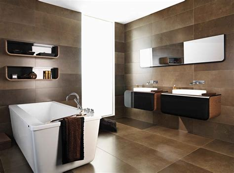 Pictures Of Bathroom Wall Tiles by 27 Wonderful Pictures And Ideas Of Italian Bathroom Wall
