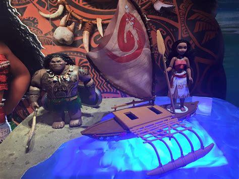 Hasbro Moana Boat by Hasbro Disney Princess Moana Fair Previews