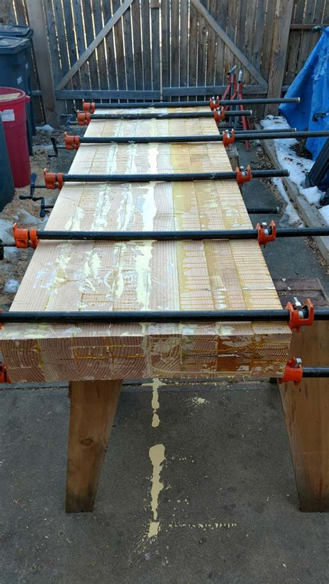 madcap woodwright roubo bench build part