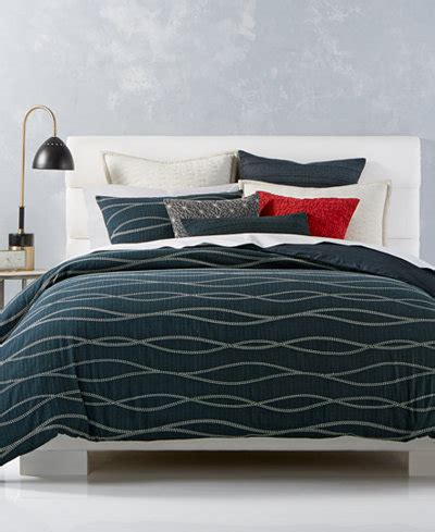 modern bedding collections hotel collection modern wave cotton bedding collection