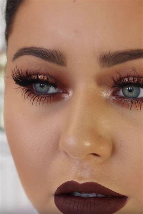 maquillage yeux bleus senior russenko maquillage