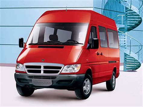 2007 Dodge Sprinter by 2007 Dodge Sprinter 3500 Cargo Pricing Ratings