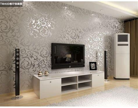 shop fashion european style pvc wallpaper wall