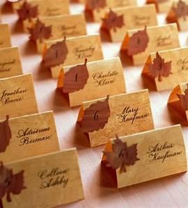 15 Gorgeous Leaf Ideas for a Fall Wedding