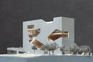 Design Tech Interiors Hunters Point Community Library Architect Magazine