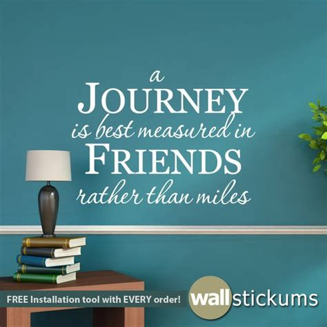 A Journey Is Best Measured In Friends Wall Quote Decal. Work Out Quotes In Gyms. Alice In Wonderland Nursery Quotes. Depression Quotes About Exams. Family Quotes Example. Music Quotes Modern. Coffee Quotes Jokes. Success Quotes Real Estate. Boyfriend Player Quotes