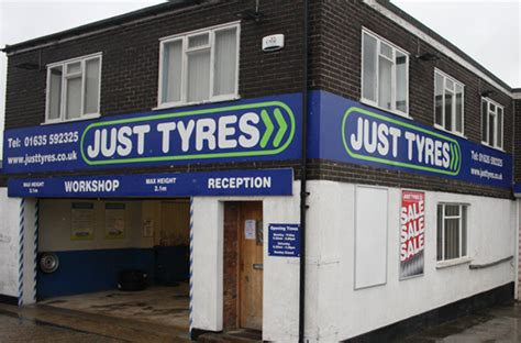Tyre Fitting Newbury