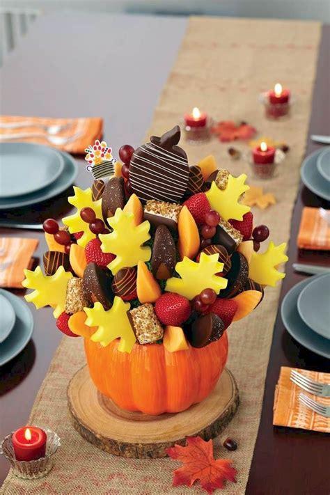 argument  thanksgiving fruit centerpieces