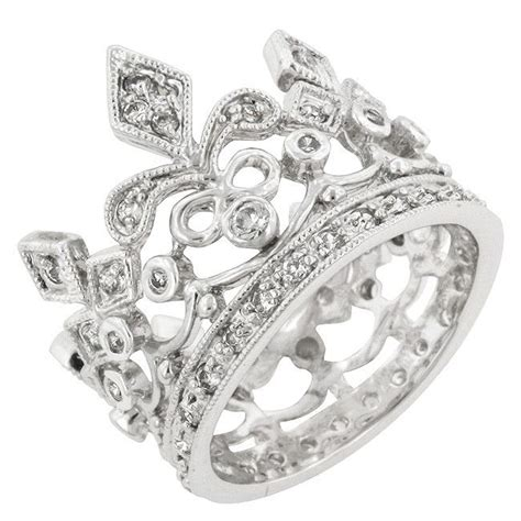ideas  crown rings  pinterest princess