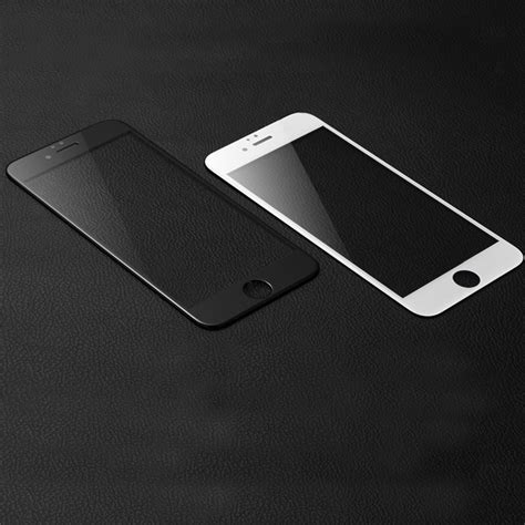 750x1334 3d color glass iphone screen cover curved 3d tempered glass screen