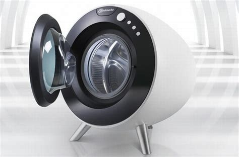 machine a laver moderne bauknecht presents sphere the washing machine of the future hometone org
