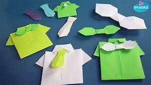 Pliage Serviette Youtube : origami comment faire une chemise en papier youtube ~ Medecine-chirurgie-esthetiques.com Avis de Voitures