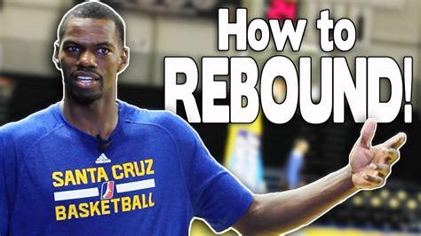 How To Rebound A Basketball!  Nba Player Dewayne Dedmon