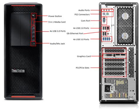 lenovo thinkstation p bau desktop computers
